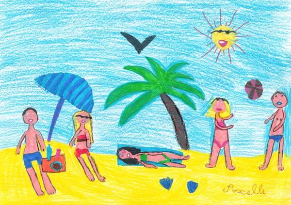 Site web de l 39 cole la providence dessin de la semaine - Coloriage vive les vacances ...